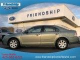 2008 Moss Green Metallic Ford Fusion S #59375560