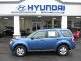 2009 Sport Blue Metallic Ford Escape XLS #59375559