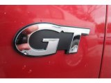 2000 Ford Mustang GT Convertible Marks and Logos