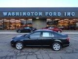 2010 Atlantis Green Metallic Ford Fusion SE #59375753