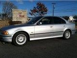 2000 Titanium Silver Metallic BMW 5 Series 528i Sedan #59375733