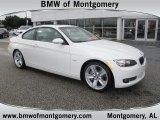 2009 Alpine White BMW 3 Series 335i Coupe #59375726