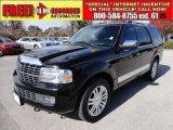 2008 Black Lincoln Navigator Luxury #59375895