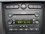 2006 Ford Mustang V6 Premium Convertible Audio System