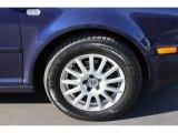 Volkswagen Golf 2004 Wheels and Tires