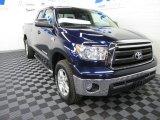2010 Nautical Blue Metallic Toyota Tundra Double Cab 4x4 #59375838