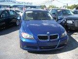 2008 Montego Blue Metallic BMW 3 Series 328i Sedan #59416307