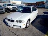 2003 Alpine White BMW 3 Series 325i Coupe #59415932