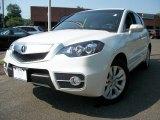 2010 White Diamond Pearl Acura RDX SH-AWD Technology #59416262