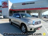 2008 Desert Sand Mica Toyota Tundra Limited CrewMax 4x4 #59415541