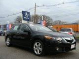 2010 Crystal Black Pearl Acura TSX Sedan #59415520
