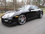 2007 Black Porsche 911 Turbo Coupe #59415514