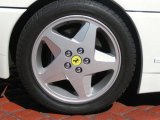 Ferrari 348 Wheels and Tires