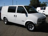 2001 Ivory White Chevrolet Astro Commercial Van #59415481