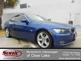 2007 Montego Blue Metallic BMW 3 Series 335i Coupe #59416139