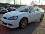 2006 Taffeta White Acura RSX Sports Coupe #5943317