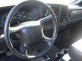 2002 Chevrolet Silverado 1500 LS Regular Cab 4x4 Steering Wheel