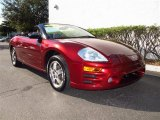 2003 Ultra Red Pearl Mitsubishi Eclipse Spyder GS #59415392