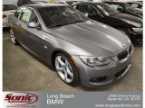2012 Space Grey Metallic BMW 3 Series 335i Convertible #59415813