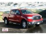 2012 Radiant Red Toyota Tundra TRD CrewMax 4x4 #59415363