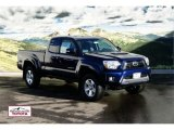 2012 Nautical Blue Metallic Toyota Tacoma V6 TRD Sport Access Cab 4x4 #59415362