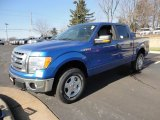 2012 Blue Flame Metallic Ford F150 XLT SuperCrew 4x4 #59415313