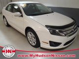 2011 White Suede Ford Fusion SE V6 #59415117