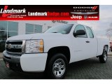 2011 Summit White Chevrolet Silverado 1500 LS Extended Cab #59415658