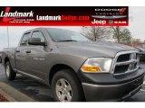 2011 Mineral Gray Metallic Dodge Ram 1500 ST Quad Cab #59415657