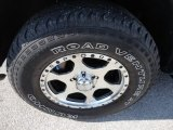 2003 Dodge Ram 1500 SLT Quad Cab Custom Wheels