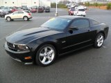 2011 Ebony Black Ford Mustang GT Premium Coupe #59415971