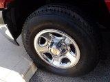 2002 Chevrolet Silverado 1500 Work Truck Regular Cab 4x4 Wheel