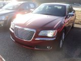 2012 Deep Cherry Red Crystal Pearl Chrysler 300 C AWD #59415949