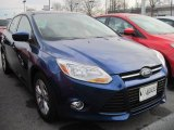 2012 Kona Blue Metallic Ford Focus SE Sport 5-Door #59478792