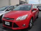 2012 Race Red Ford Focus SE Sport 5-Door #59478786