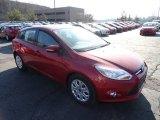 2012 Red Candy Metallic Ford Focus SE 5-Door #59478529