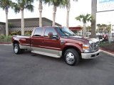 2008 Ford F350 Super Duty King Ranch Crew Cab Dually Data, Info and Specs