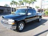 1999 Onyx Black Chevrolet Silverado 1500 LS Extended Cab #59479045