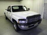 2001 Bright White Dodge Ram 1500 SLT Club Cab #59478755