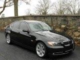 2008 Black Sapphire Metallic BMW 3 Series 335i Sedan #59478491