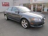 2008 Quartz Grey Metallic Audi A4 3.2 Quattro S-Line Sedan #59478748