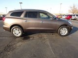Cocoa Metallic Buick Enclave in 2009