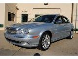 2007 Jaguar X-Type Liquid Silver Metallic