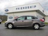 2012 Sterling Grey Metallic Ford Focus S Sedan #59478467