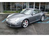 2008 Porsche 911 Carrera S Coupe Data, Info and Specs