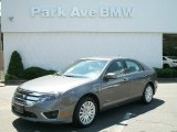 2010 Sterling Grey Metallic Ford Fusion Hybrid #59478449