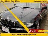 2005 Jet Black BMW 3 Series 325i Coupe #59478680