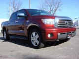 2007 Salsa Red Pearl Toyota Tundra Limited CrewMax #59478396