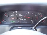 2003 Ford F250 Super Duty FX4 SuperCab 4x4 Gauges
