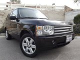 2005 Java Black Pearl Land Rover Range Rover HSE #59478386